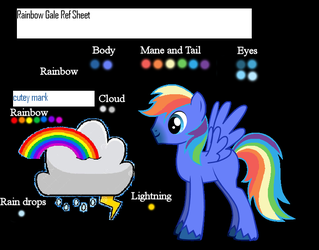 Rainbow Gale Ref Sheet By Staticdraco-d6wj8o0 by Rainbow-Gale