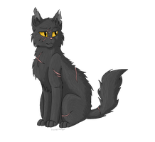 Yellowfang by FrostedStarlight