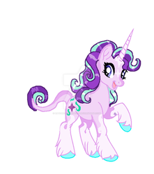 MLP G5 concept Starlight by DayDreamSunset23