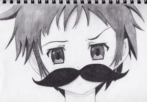 Mustachio by redelectric90