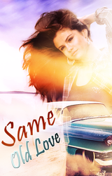 Same Old Love - Book Cover by websparkle