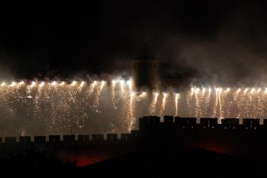 Carcassonne Fireworks 3 by soys