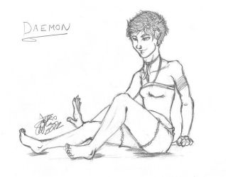 Daemon by Absolute-Sero