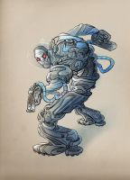 Mr. Freeze by Seabasss