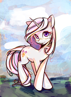 Fleur Dis Lee (sketchy) by mirroredsea