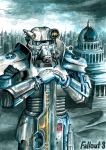Fallout 3 - Birthday Gift by Scooterek