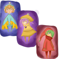 HM: ITS .:Harvest Sprites:. by TheDapperist