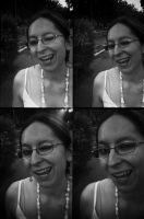 action sampler lomo ME by paoly81