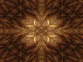 Abstract Bronze Background by FantasyStock
