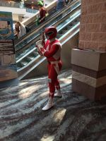 AnimeNEXT 2016-Red Power Ranger by Shinto-Cetra