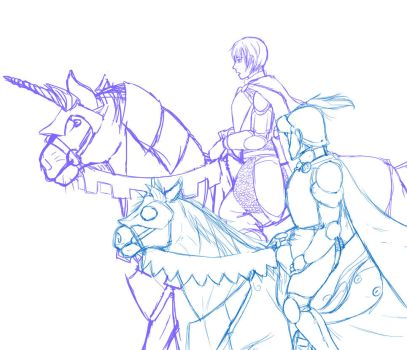 Asmath Chornicles and Lord of the Craft WIP by gigglesalot
