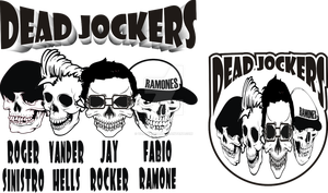 dead jokers punk rock by Vanderhells