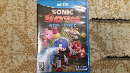 Sonic Boom: Rise of Lyric by Just-Call-Me-Sonic