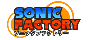 Sonic Factory Logo by NuryRush