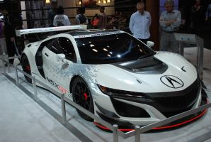 ACURA NSX GT3 Race Car (I) by HardRocker78