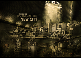 Discovering The New City by TomTR