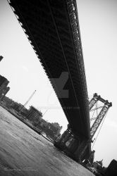Brooklyn Bridge by EddieMW