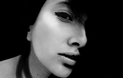 Black and White portrait by Louis-Lux