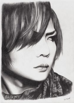 Kai of the GazettE-Dim by Mahuyu
