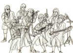 Band of Fathers by MountainLygon
