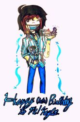 Happy(Late) Birthday to Me! KC~ :D. by Ceja4Chain