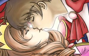 CCS-SxS True Love's Kiss by TrulyTuyet