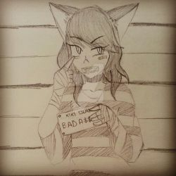 jail time by NarutoHinataLuvr