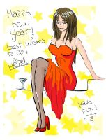 Happy new year by gr8lady