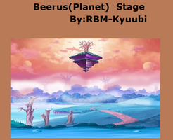 Beerus planet Stage by RBM-Kyuubi