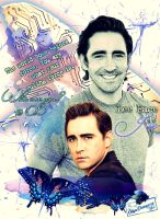 Lee Pace Joe MacMillan by OlgaVPirogova