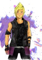 Prompto by NicoTopin