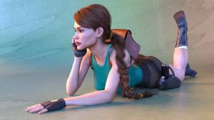 Classic Raider 139 by tombraider4ever
