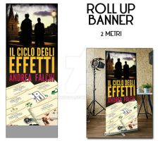 Roll Up standing alone banner by AltroEvo