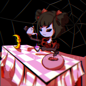 muffet by kiacii-official