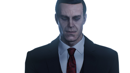 The Evil Within 2 MOBIUS CEO Render by The-Blacklisted