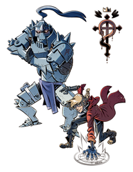 FULLMETAL ALCHEMIST by boutain