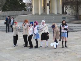 Angel Beats -- AOD '11 by raydere