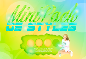 +MINIPACK DE STYLES by turnlastsong