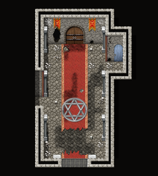 Shadowgate Screen by Nicnubill
