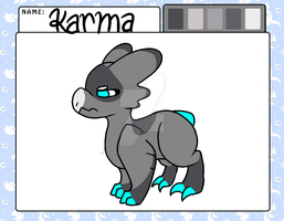 Karma | Wyngro by SamanthaTheDoggy