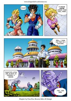 DragonBall Multiverse 1244 by HomolaGabor