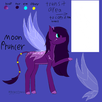 Moon Prancer Ref update by MidNightFlyer53