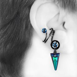 Mimas III Right Ear Cuff v2- SOLD by YouniquelyChic