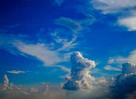 Parisian Clouds by rwlux83