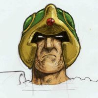 Johnny Alpha strontium dog by JeremyWDunn