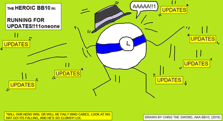 Running For Updates, the epic tale of BB10 by chris-the-sword