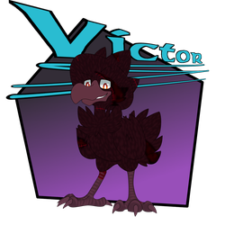 [PTS] Victor the Murkrow Level Tracker by CoulroCarnivalesque