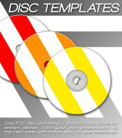 Disc Templates by MartinSilvertant