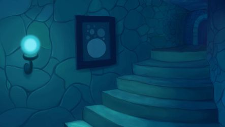 Stone Staircase by Neanderthal-Jam