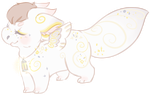 [custom mynchkin] little porcelain angel by irlnya